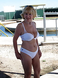 Francine my french friend - mature granny