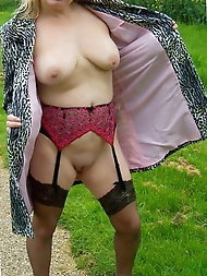 Awesome mature MILFs show their skills