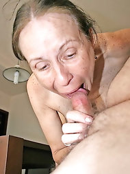 Big breasted older prostitutes were fucked intensively