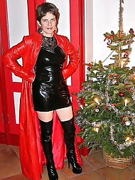 Mature and Granny Boots Collection 2